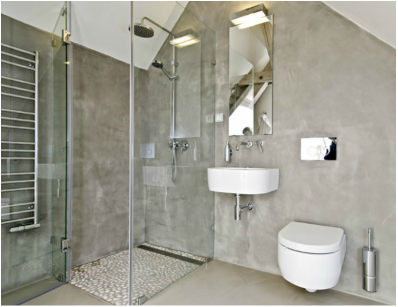 bathroom fitout
