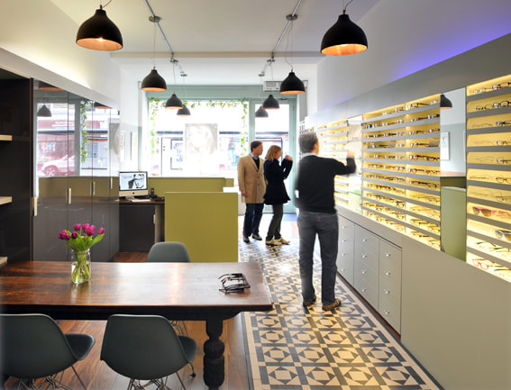 retail fit out companies London
